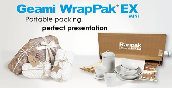 Ranpak Geami WrapPak Ex Mini